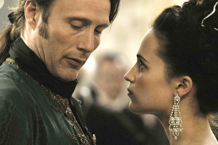 a royal-affair