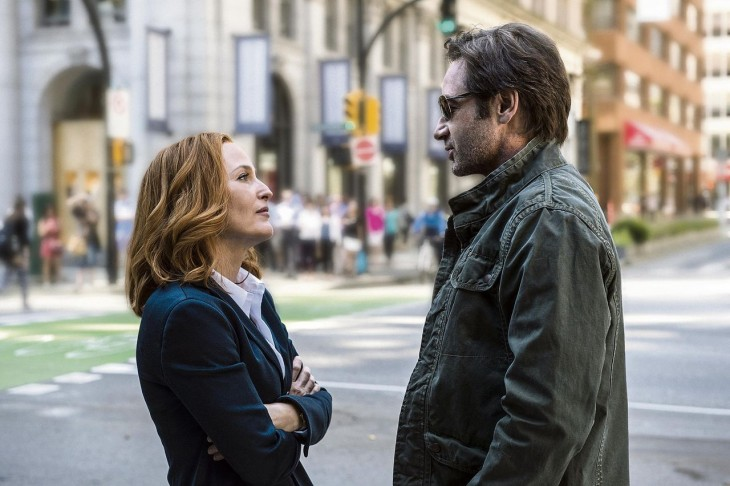 x files 2016 scully en mulder