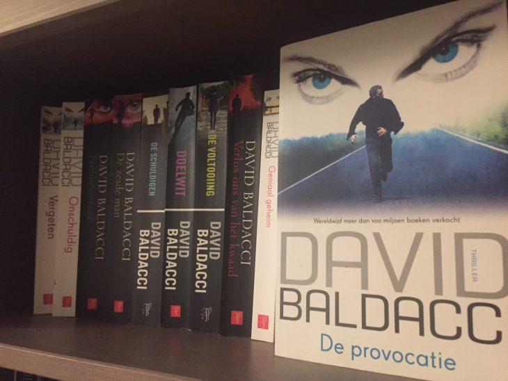 David Baldacci - John Puller - De provocatie
