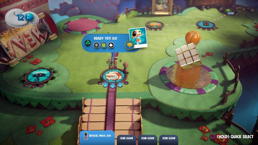 Sackboy: A Big Adventure Level design
