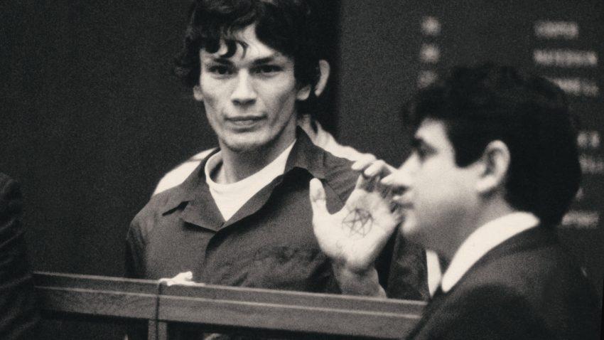 Night Stalker: The Hunt For a Serial Killer Richard Ramirez