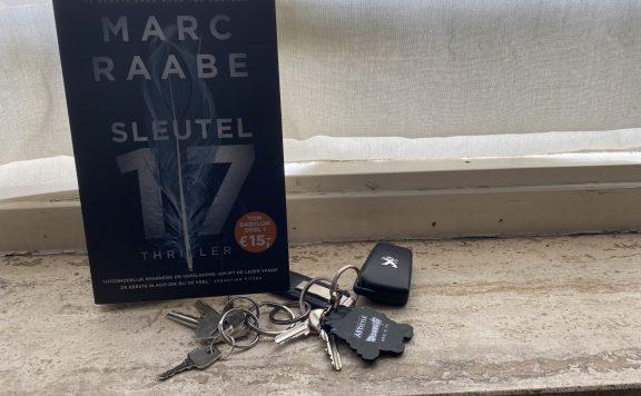 Marc Raabe Sleutel 17