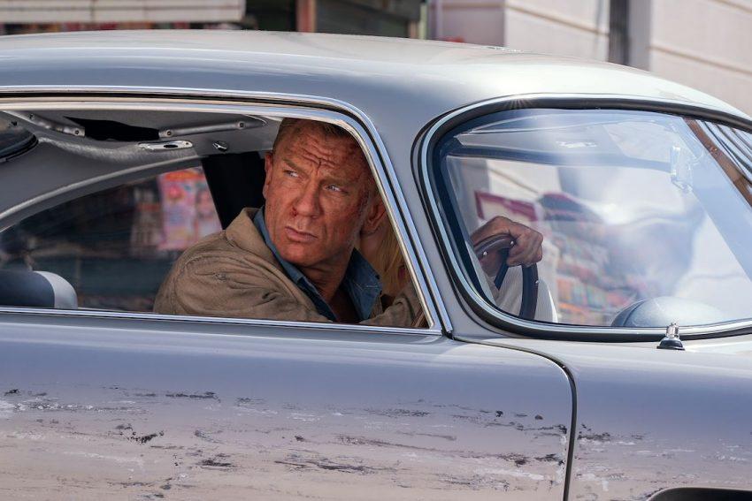 No Time To Die Aston Martin